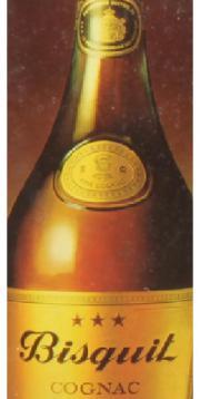 1 Flasche Bisquit
