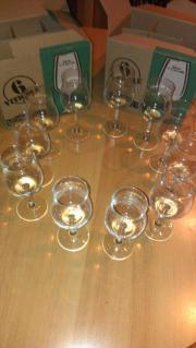 11 Gläser für