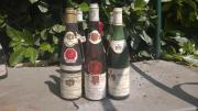 12 alte Flaschen