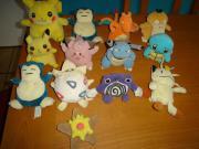 12 pokemons als