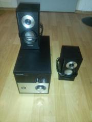 2.1 Lautsprecher