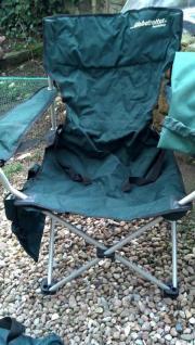 2 Angler/ Campingstühle