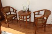 2 antike Sessel,