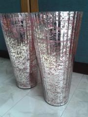 2 Glasvasen