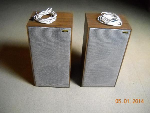 2 lautsprecherboxen goodmans aera in m hlacker boxen. Black Bedroom Furniture Sets. Home Design Ideas