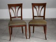 2 SELVA-Esszimmerstühle