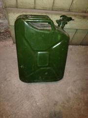 20-Liter Kanister