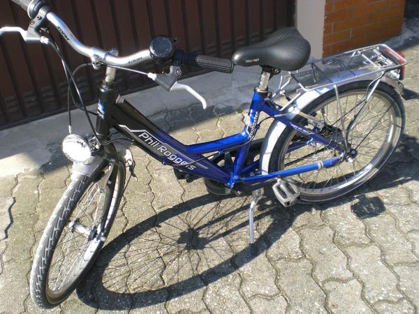 20 zoll jugend fahrrad 39 phil roggers youngster 39 in. Black Bedroom Furniture Sets. Home Design Ideas