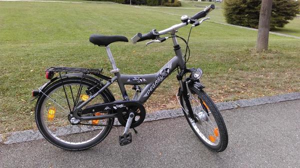 fahrrad pegasus 20 zoll kaufen gebraucht und g nstig. Black Bedroom Furniture Sets. Home Design Ideas
