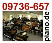 200 Flügel + Klaviere