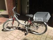 """26 \"""" Mädchen-Fahrrad Marke Conway Wir verkaufen ein 26 \"""" Mädchen-Fahrrad der Marke Conway. Das Fahrrad hat neben der Drei-Gang-Schaltung zusätzlich einen Nabendynamo, ein LED-Licht. ... 215,- D-76135Karlsruhe Heute, 08:53 Uhr, Karlsruhe - 26 """" Mädchen-Fahrrad Marke Conway Wir verkaufen ein 26 """" Mädchen-Fahrrad der Marke Conway. Das Fahrrad hat neben der Drei-Gang-Schaltung zusätzlich einen Nabendynamo, ein LED-Licht"""