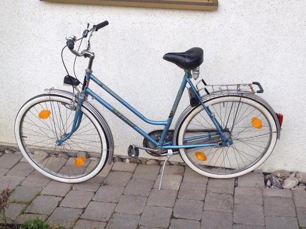 damenrad fahrrad neu und gebraucht kaufen bei. Black Bedroom Furniture Sets. Home Design Ideas
