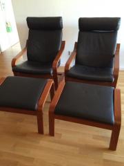 ikea po ng sessel rot neuwertig in frankfurt polster sessel couch kaufen und verkaufen. Black Bedroom Furniture Sets. Home Design Ideas