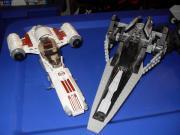 2x Lego Star