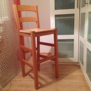 3 Barhocker/Stühle