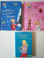 3 Mädchen-Bücher