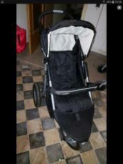 3 Rad Kinderwagen