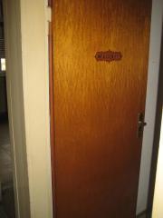 3 Türen Tür