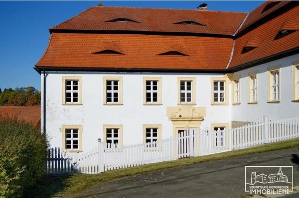 3354 verkauf barockes schloss teilsaniert n rdlich bayreuth bayern franken kulmbach. Black Bedroom Furniture Sets. Home Design Ideas