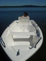 390 cm Angelboot