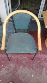 4 Esszimmerstühle zusammenoder