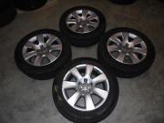 4 Pirelli, Winterreifen