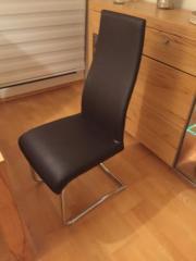 4 Stühle für