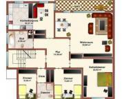 4-Zimmer Wohnung (