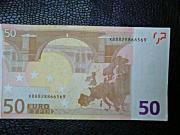 50,-Euro-Banknote