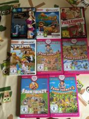 8 PC - Spiele
