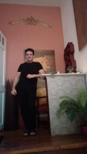 Adriano, professioneller Masseur!