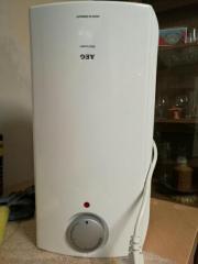 AEG Warmwasser Boiler