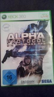 Alpha Protocol XBox