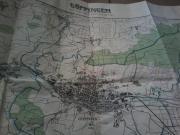 Alte Stadt Karte