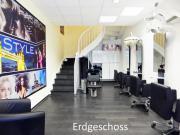 Alteingesessener Friseursalon für