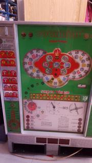 Alter DM Geldspielautomat