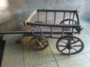 Alter Handwagen 100jahre