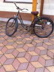Altes Miele Fahrrad