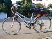 Alu-Trekking-Fahrrad