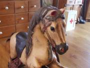 Antike Deko, Pferd