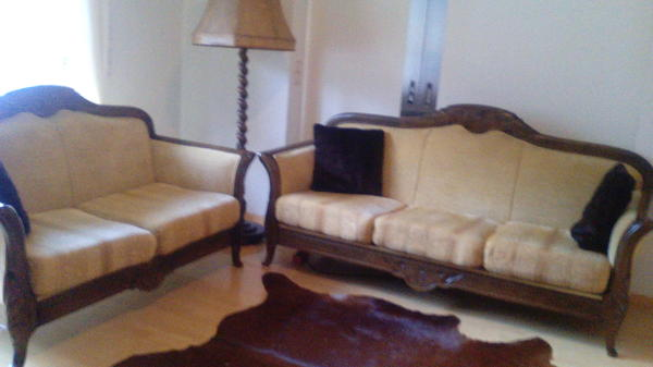 antike sofa in vandans polster sessel couch kaufen und verkaufen ber private kleinanzeigen. Black Bedroom Furniture Sets. Home Design Ideas