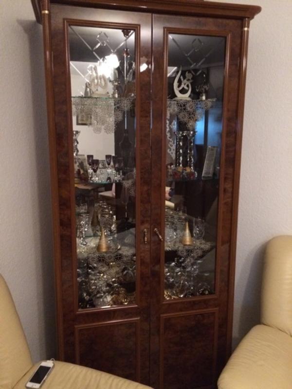 antike vitrine neu und gebraucht kaufen bei. Black Bedroom Furniture Sets. Home Design Ideas
