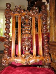 antiken Stuhl -tolle