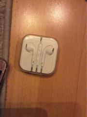 Apple Kopfhörer weiß