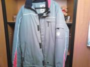 Arbeitsjacke für Regenwetter