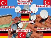Astra HotBird Türksat