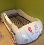 Autobett für Mädchen