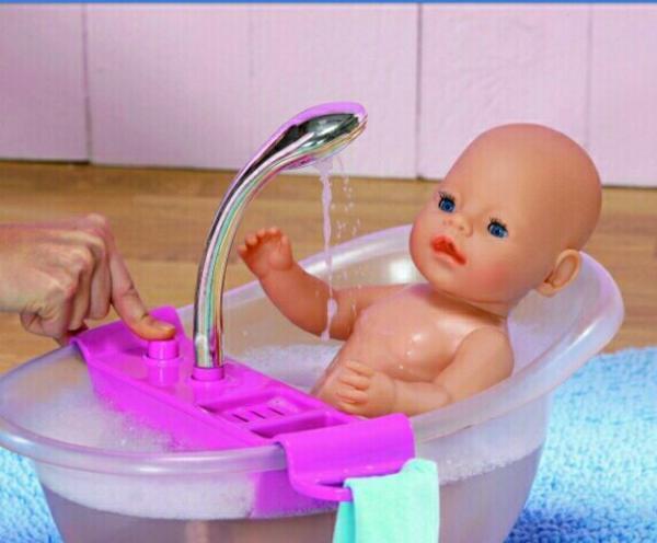 baby born baby born gebraucht kaufen nur 4 st bis 65. Black Bedroom Furniture Sets. Home Design Ideas