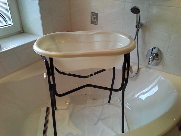 babybadewanne gestell neu und gebraucht kaufen bei. Black Bedroom Furniture Sets. Home Design Ideas