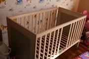 Babybett Welle Möbel